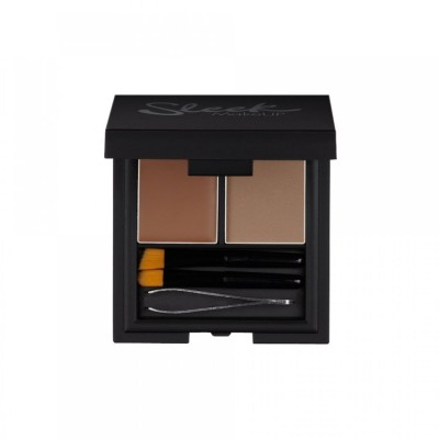 Набор для бровей Sleek MakeUp BROW KIT Light: фото