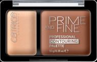 Бронзер, хайлайтер CATRICE Prime And Fine Professional Contouring Palette 020 Warm Harmony: фото