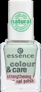 Лак для ногтей Colour & Care strengthening nail polish Essence 05 you made my day: фото