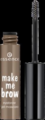 Гелевая тушь для бровей Make Me Brow Eyebrow Gel Maskara Essence 03 soft browny brows: фото