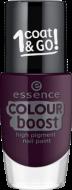 Лак для ногтей Colour Boost High Pigment Nail Paint Essence 10 instant adventure: фото