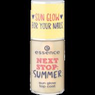 Верхнее покрытие для ногтей Next stop: summer Essence 01: фото