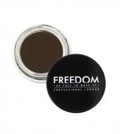 Помадка для бровей Freedom Makeup London Pro Brow Pomade Ebony: фото