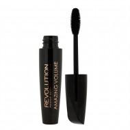 Тушь для ресниц Makeup Revolution Amazing Volume Mascara Black: фото