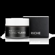 Тонизирующий скраб для лица Riche Cosmetics Иланг-Иланг 50гр: фото