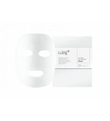 Тканевая маска увлажняющая с экстрактом женьшеня Llang, 25 мл*4: фото