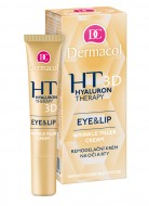 Крем для глаз и губ Dermacol Hyaluron Therapy Eye & Lip Wrinkle Filler Cream: фото