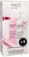 Набор Matis Крем очищающий питательный для снятия макияжа 400 мл, лосьон из цветов липы 400 мл: фото