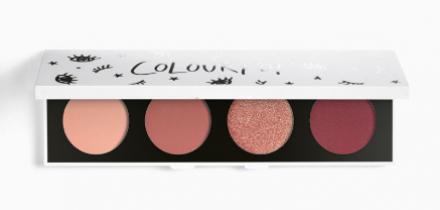 "Палетка теней ColourPop 4 цвета Pressed Powder Shadow Palette ""No limit"": фото"