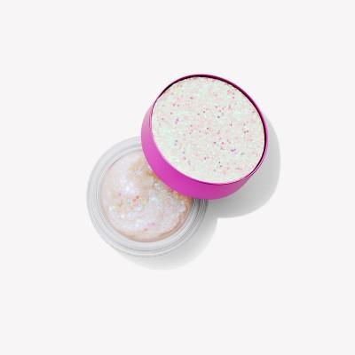 Блеск для лица Tarte mermaid glitter gel: фото