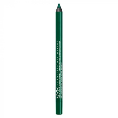 Карандаш для век NYX Professional Makeup Slide On Pencil - TROPICAL GREEN 09: фото