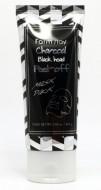 Маска-пленка очищающая с углем FARMSTAY Charcoal black head peel-off mask pack 100 г: фото