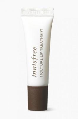 Бальзам для губ увлажняющий INNISFREE Moisture Lip Treatment: фото