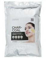 Альгинатная маска с углем LINDSAY Premium charcoal modeling mask pack (zipper) 1 кг: фото