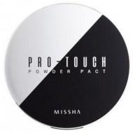 Отзывы Компактная пудра для лица MISSHA Pro-Touch Powder Pact SPF25/PA++ (No.23)