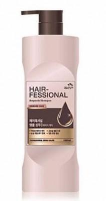 Восстанавливающий кондиционер COSMOCOS Hair-fessional ampoule conditioner 1000мл: фото
