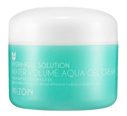 Крем-гель глубокоувлажняющий MIZON Water max aqua gel cream 120мл: фото