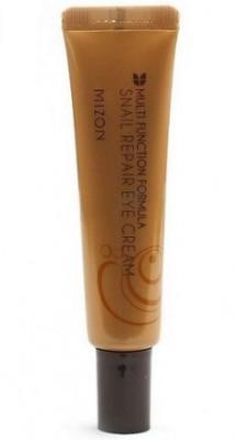 Крем для кожи вокруг глаз с экстрактом улитки MIZON Snail repair eye cream 15мл: фото
