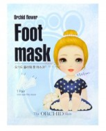 Маска для ног с экстрактом меда THE ORCHID SKIN Foot Mask Sheet 18мл: фото