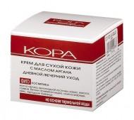 Крем для сухой кожи с маслом аргана KORA 50 мл: фото