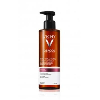 Уплотняющий шампунь для истонченных и ослабленных волос VICHY ДЕНСИ-СОЛЮШНС 250мл: фото