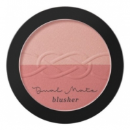 Румяна для лица MISSHA Dual Mate Blusher (Rose Blues): фото