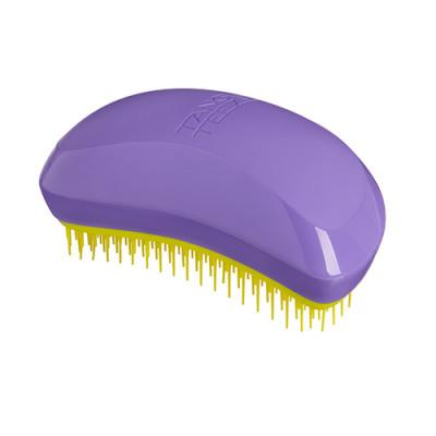 Расческа TANGLE TEEZER Salon Elite Purple&Yellow сиреневый/желтый: фото