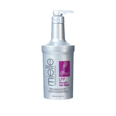 Маска для волос с кератином JPS Mielle Professional LPP KERATIN HAIR MASK, 1000 мл: фото