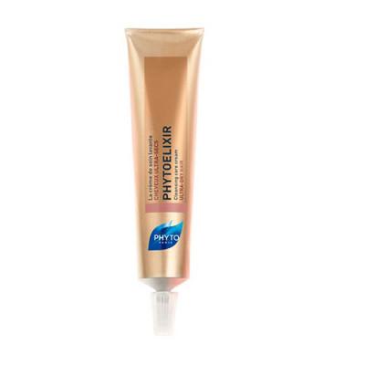 Крем-уход очищающий для сухих волос PHYTOSOLBA Phytoelixir 75 мл: фото
