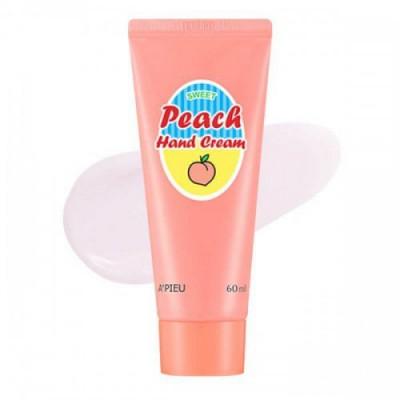 Крем для рук A'PIEU Peach Hand Cream: фото