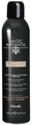 Лак для волос NOOK Магия Арганы Glamour Eco Hairspray 250 мл: фото