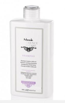 Шампунь успокаивающий для чувствительной кожи головы NOOK Difference Hair Care Ph 5,2 500 мл: фото