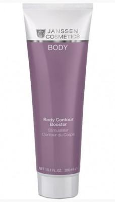 Гель термоактивный для интенсивного антицеллюлитного ухода за кожей Janssen Cosmetics Body Contour Booster 300 мл: фото