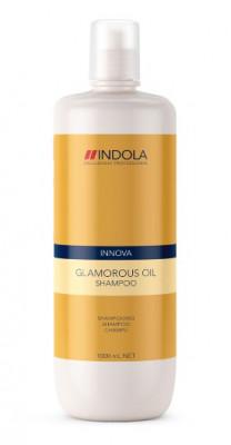 Шампунь Чарующее сияние Indola Glamorous Oil Shampoo 1000мл: фото