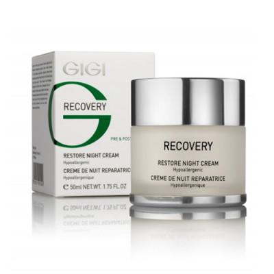 Крем ночной восстанавливающий GIGI Recovery Restore Night Cream 50 мл: фото