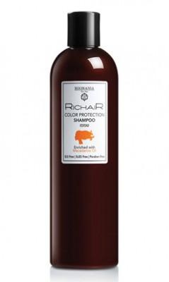 Шампунь для защиты цвета с маслом макадамии Egomania RicHair Color Protection 400мл: фото