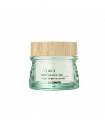 Крем минеральный THE SAEM Iceland Water Volume Hydrating Cream For Oily Skin 80мл: фото