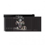 Трехкомпонентный комплекс мужских масок СМЯГЧЕНИЕ и ВОССТАНОВЛЕНИЕ Double Dare OMG! Man In Black Peel Off Mask Kit 5 шт: фото
