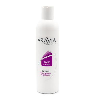 Тальк без отдушек и химических добавок Aravia Professional 300мл: фото