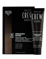 Камуфляж для седых волосAmerican Crew PRECISION BLEND Средний натуральный 4/5, 3*40мл
