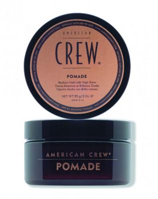 Помада мужская для укладки волос American Crew POMADE 85г: фото