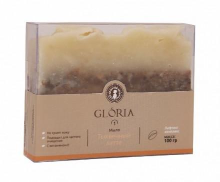 Мыло Тыквенный латте Gloria Home SPA 100 г: фото