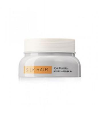 Воск для волос матовый THE SAEM SILK HAIR Style Matte Wax 80мл: фото