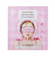 Маска тепловая для глаз THE SAEM Secret Pure Eye Warm Mask 1 шт: фото