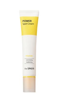 Крем точечный витаминный THE SAEM Power Spot Vitamin Cream 40мл: фото