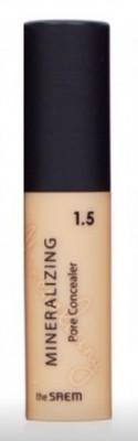 Консилер для маскировки пор THE SAEM Mineralizing Pore Concealer 1.5 Natural Beige 4ml: фото