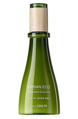 Эмульсия с экстрактом новозеландского льна THE SAEM Urban Eco Harakeke Emulsion 140мл: фото