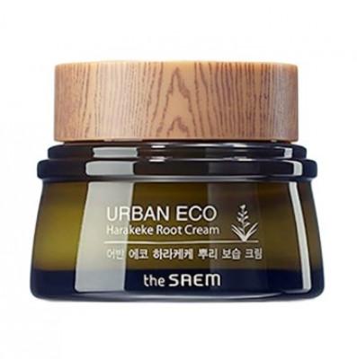 Крем с экстрактом корня новозеландского льна THE SAEM Urban Eco Harakeke Root Cream 60мл: фото