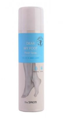 Спрей для ног освежающий THE SAEM Dear My Foot Fresh Spray 150мл: фото