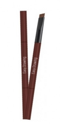 Карандаш для бровей The Yeon Easy Drawing Eyebrow Pencil #1 brick 0,3г: фото